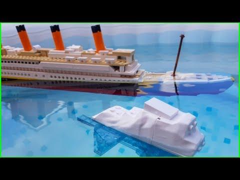 Build It Yourself Titanic Series - Building Block Set -