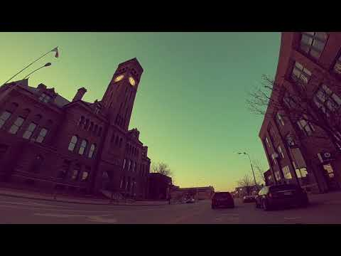 Sioux Falls, Driving Downtown 2018