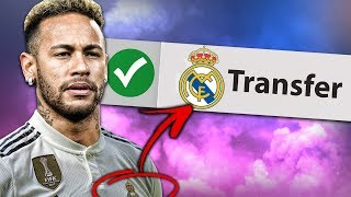 ACCEPTING EVERY TRANSFER OFFER CHALLENGE WITH REAL MADRID! FIFA 19 Career Mode