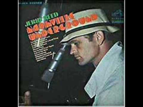 Jerry Reed -  A Thing Called Love Mp3
