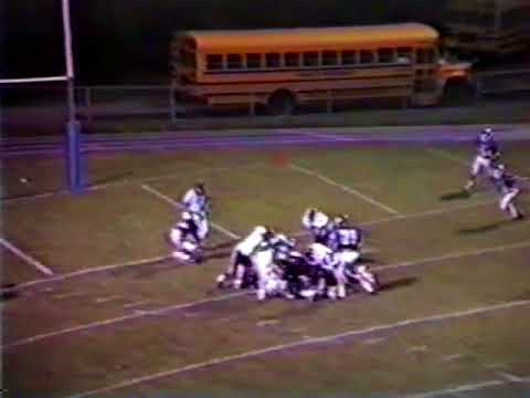 Newton North vs Quincy Football 1989