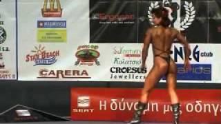видео Чемпион по классической борьбе с острова Крит (Стилианос Мигиакис)