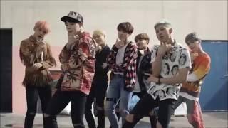 bts fire version japanese dance mv