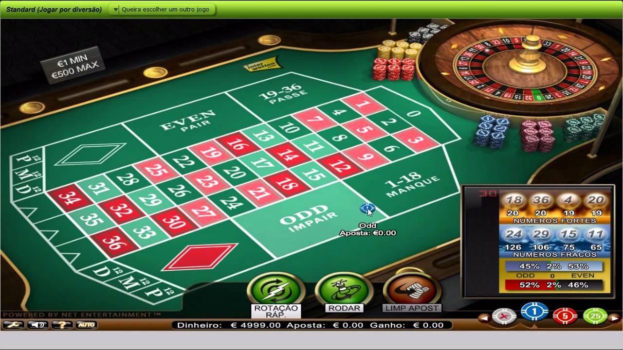 5a0b2b4940 Regras da Roleta - Casino Na Net - YouTube