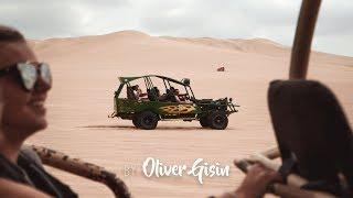 Sand Boarding in the Desert in Peru!