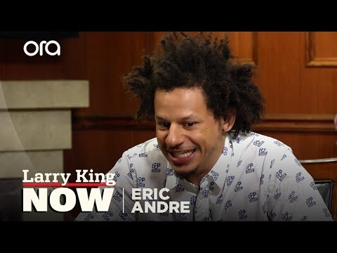 Eric Andre on the infamous Lauren Conrad walk off | Larry King Now | Ora.TV