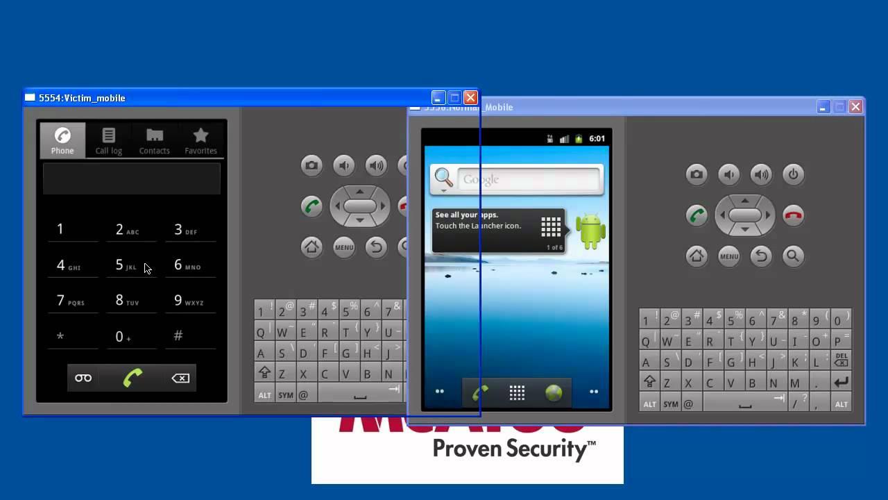 Android Malware - NickiSpy Demo
