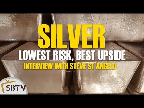Steve St Angelo: Silver Has Lowest Risk and Best Upside