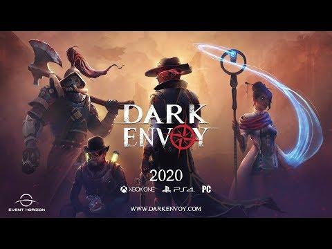 Dark Envoy - новая RPG от создателей Tower of Time