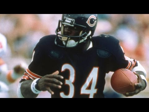 #5: Walter Payton | The Top 100: NFL's Greatest Players (2010) | #FlashbackFridays