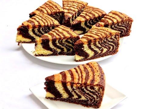 recette-du-cake-zÉbrÉ-,ou-zebra-cake-facile-et-super-bon