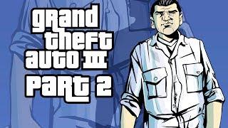 Grand Theft Auto 3 Gameplay Walkthrough Part 2 - GETAWAY DRIVER (GTA 3)