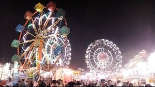 Mahim Fair | Mahim Ka Mela | Ferris Wheel | Joy Ride | Total Fun | Mumbai India | Dec 2016 [HD]