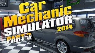 Car Mechanic Simulator 2014 Walkthrough Gameplay - Part 3 - MORE PUZZLES! (PC)