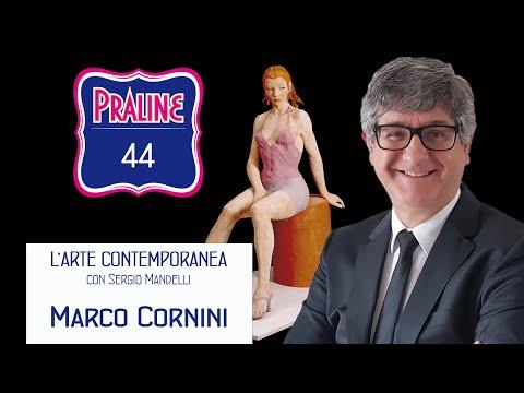 Capire l'arte contemporanea con Sergio Mandelli. Pralina N° 44 - Marco Cornini