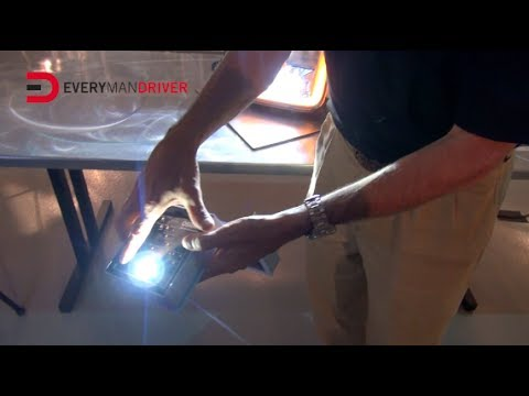 LED Headlamps on the 2015 Ford F-150 on Everyman Driver