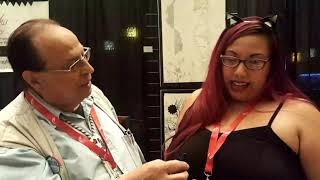 Indigenous Comic Con 2017 - Isleta Resort & Casino | Kristin Gentry Artist