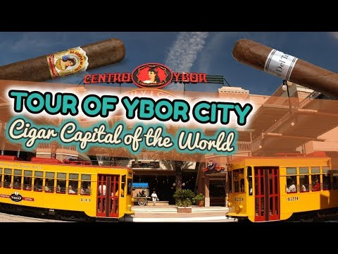 Tour of Ybor City the Cigar Capital of the World