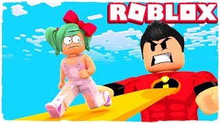 🤘 ESCAPE FROM THE AMAZING 2 IN ROBLOX!