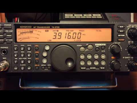 Talk To Santa By Ham Radio - It's The Santa Net On 3916Khz!