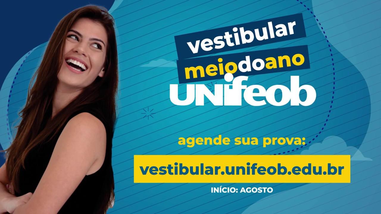 Vestibular UNIFEOB - Meio do Ano - 2019
