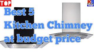Top and best kitchen chimney brands at budget price | Kitchen Chimney under 20000