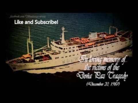MV Doña Paz Tribute