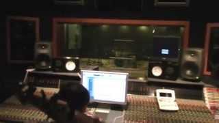 Группа АКтёры - Место для шага вперед (recording drums)