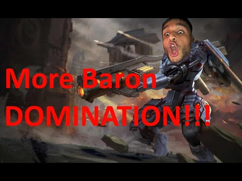 Wp Baron Domination Part? Vainglory 5v5
