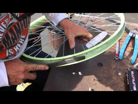 Walmart Flattie - New Huffy - Shoddy Welds & Factory Installation - BikemanforU DIY Fix