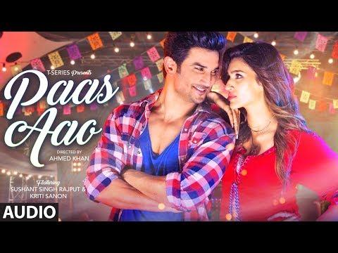 Paas Aao Song (EDM Version) | Sushant & Kriti Sanon | Amaal Mallik Armaan Malik Prakriti Kakar