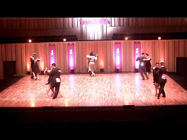 Mundial de tango  2021 Ronda 13 Pista, tema 3de3 Tango Buenos Aires #TangoBA. Baile de tango