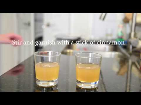 Thirsty Thursday: Fishers Island Hot Toddy