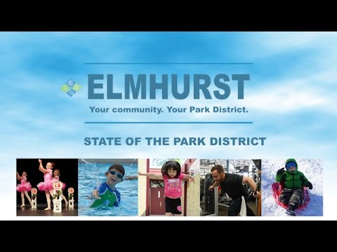 2016 State of the Park District Address