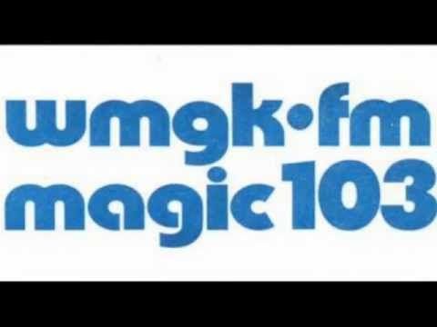 WMGK Magic 103 Philadelphia - Jam Creative Productions - Magic Music Jingle  Package - 1975