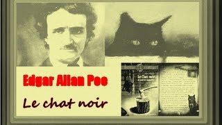 Le chat noir - Edgar Allan Poe