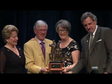 Larry's Remarks After Receiving the 2017 Peter Hathaway Capstick Hunting Heritage Award