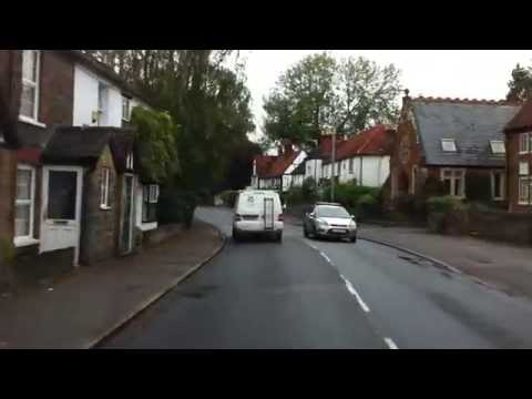 London Streets (437.) - Colnbrook - Slough - Maidenhead - Marlow