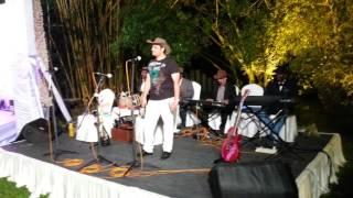 sj prasanna playing kannada song Elliruvey from Bayalu daari on harmonica
