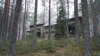 Отопление в финском доме.