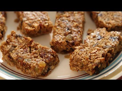 Homemade Granola Bars | Easy & Quick Snack Recipe | Kiddie's Corner With Anushruti