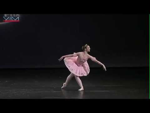 Kaitlyn Jenkins  Gulnare Variation from Le Corsaire