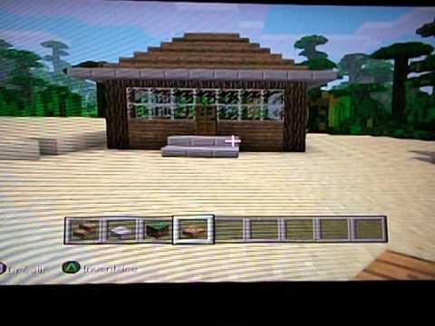 Minecraft Tuto Maison Simple Et Belle 1 Youtube