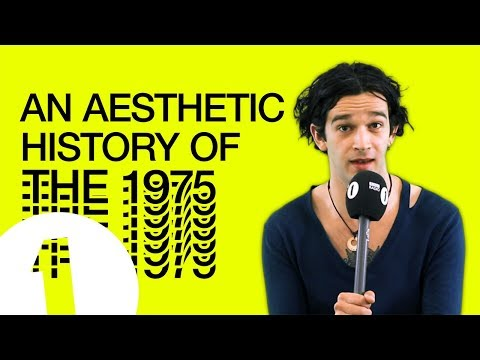 """""""I get a real freedom in the idea of character"""" - An Aesthetic History of The 1975"""