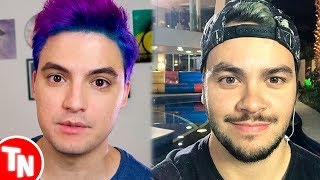 Felipe Neto manda indireta para Castanhari, Luccas Neto reclama do Youtube