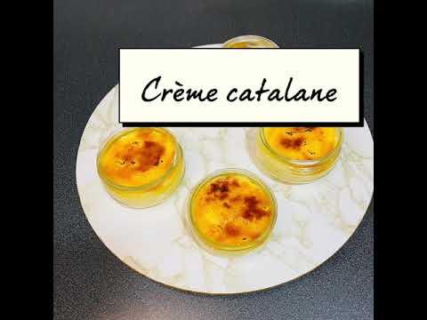 crème-catalane#-dessert-#-facile-#rapide