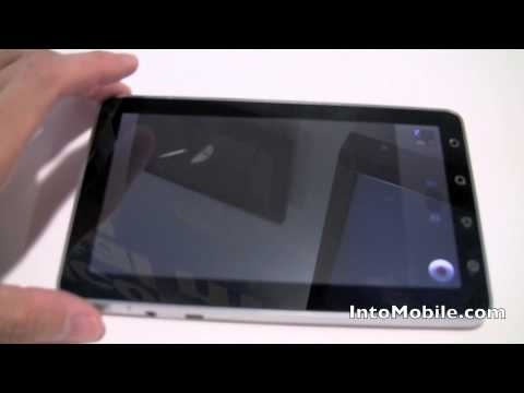 Hands-on Viewsonic ViewPad 7 Android tablet