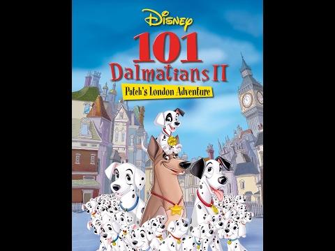101 Dalmatians 2Patch's London Adventure 2003MovieEnglish