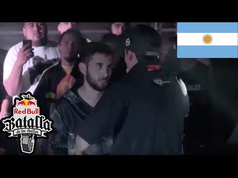 MC LOKI vs LEWAN – Final: Córdoba, Argentina 2017 Red Bull Batalla de los Gallos