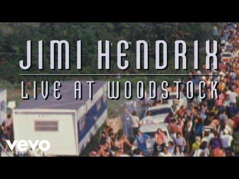 Jimi Hendrix - Live at Woodstock: An Inside Look